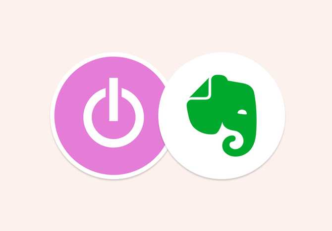 Time tracking integration with Evernote